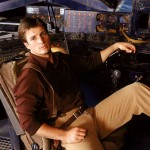 Firefly's indefatigable Captain Malcolm Reynolds, played by Nathan Fillion.