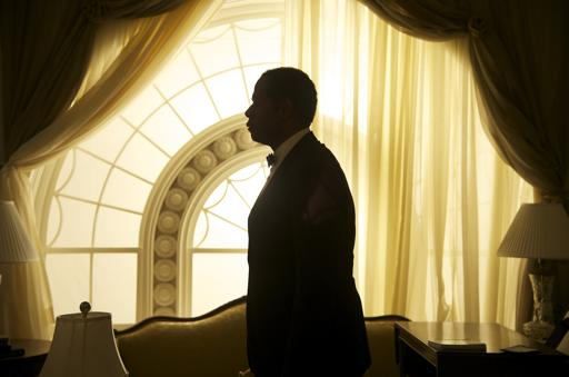 Forest Whitaker as Cecil Gaines in The Butler.